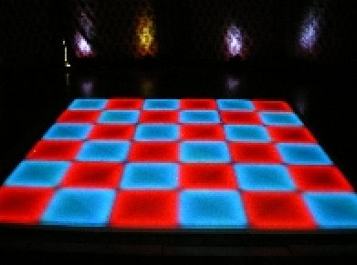 Multi Colour Illuminated Dance Dloor