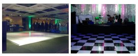 Dance floors and dance floor hire