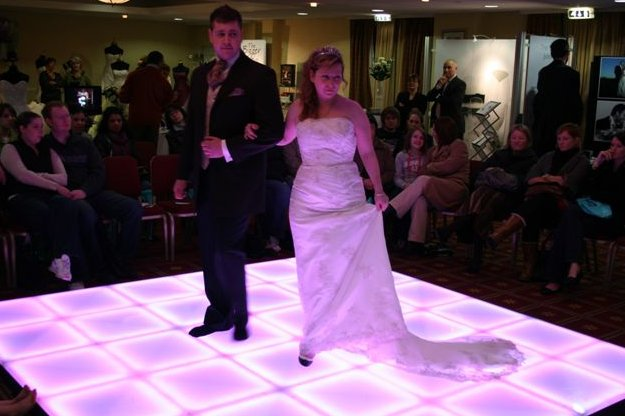 Wedding Reception Dance Floor Hire