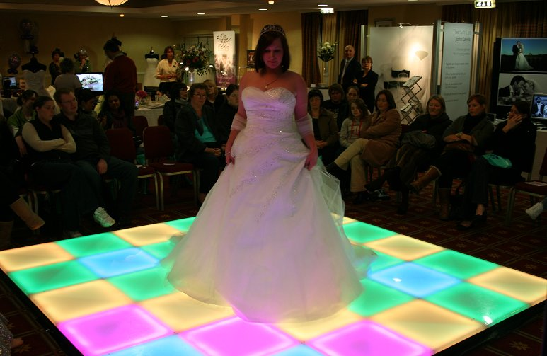 70's Retro Night Fever Dance Flooring